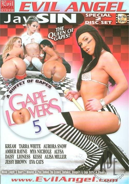 Gape Lovers 5
