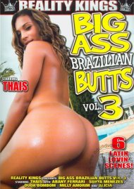 Big Ass Brazilian Butts Vol. 3