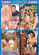 In A Brothas Butt (4-Pack) Porn Movie