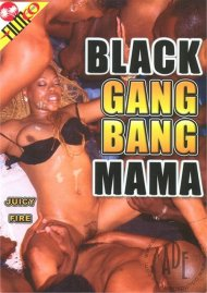 Black Gang Bang Mama image