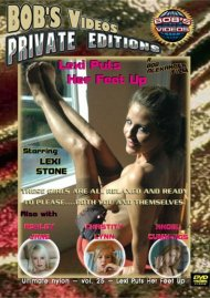 Ultimate Nylon Vol. 25: Lexi Puts Her Feet Up Porn Video