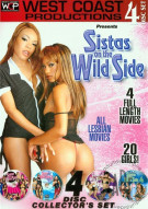 Sistas On The Wild Side 4 Pack Porn Movie