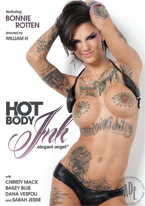 Hot Body Ink Boxcover
