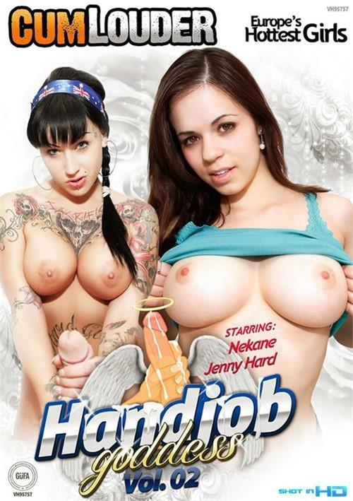 Handjob Goddess Vol. 2