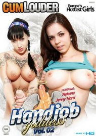 Handjob Goddess Vol. 2