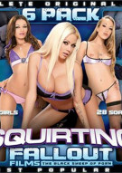 Squirting 6-Pack Porn Movie