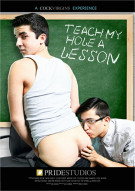 Teach My Hole A Lesson Boxcover