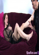Zia Foot Play Porn Video