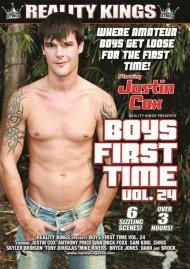 Boys First Time Vol. 24