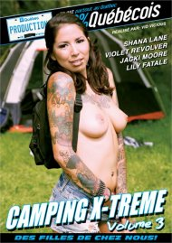 Camping X-treme Vol. 3 Porn Video