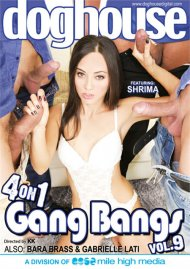 4 On 1 Gang Bangs Vol. 9 Porn Video