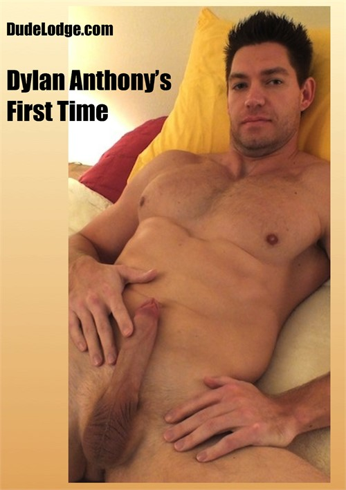 Dylan Anthony's First Time Boxcover