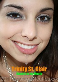 Buy Trinity St. Clair Shoot it in my Mouth