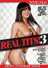 Real Tits 3 porn DVD from Devil's Film.