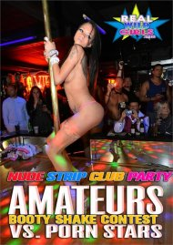 Nude Strip Club Party: Amateurs VS. Porn Stars Porn Video