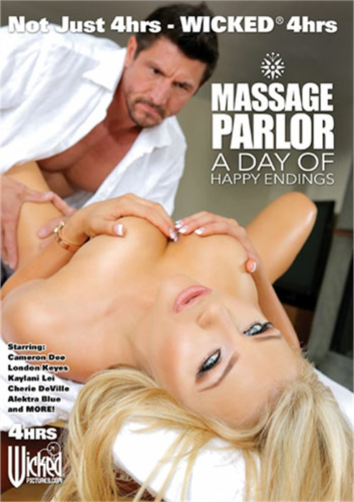 Massage Parlor: A Day Of Happy Endings - Wicked 4 Hours