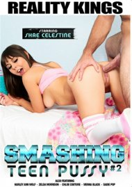 Smashing Teen Pussy #2 porn DVD shot in HD.