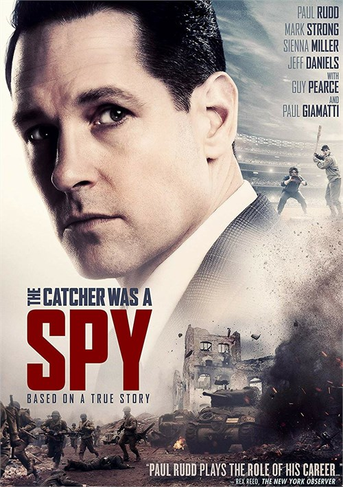 Catcher Was A Spy, The image