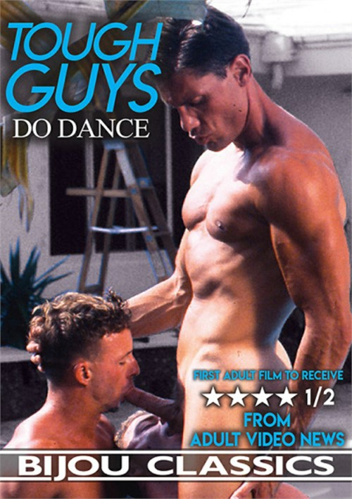 Tough Guys Do Dance Cover Front