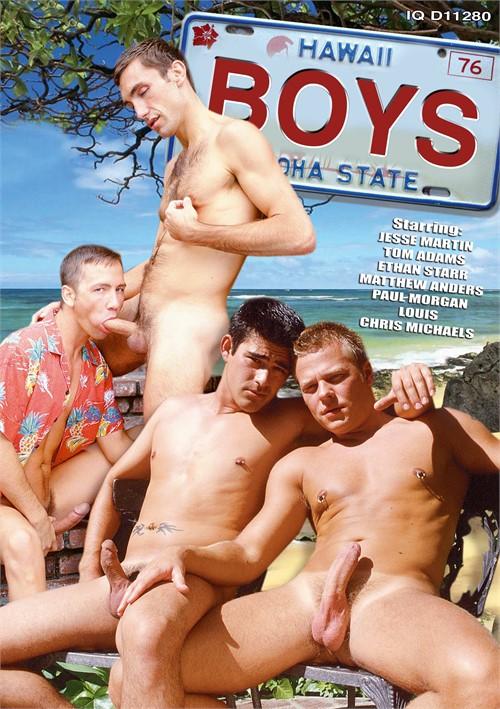 Hawaii Boys Aloha State Boxcover