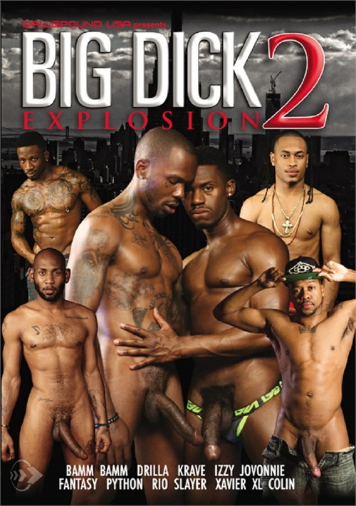 Big Dick Explosion 2 Boxcover