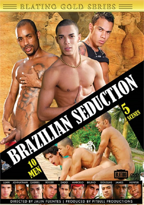 Brazilian Seduction Boxcover