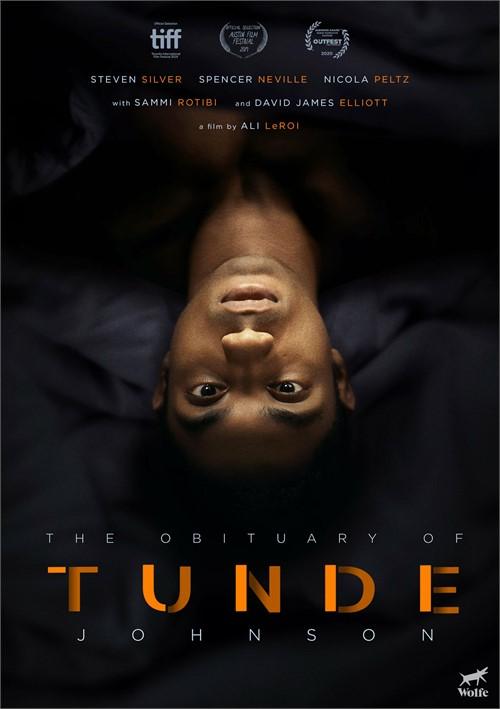 Obituary of Tunde Johnson, The image