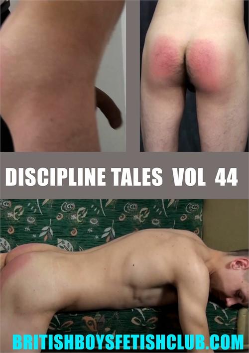 Discipline Tales Vol 44 Boxcover