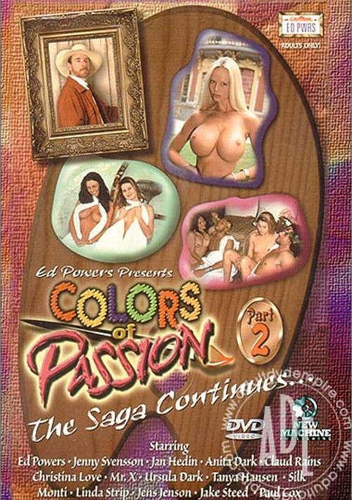 Colors of Passions: Part 2