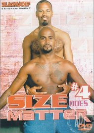 Size Does Matter 4 Gay Porn Movie