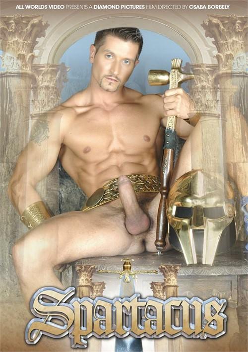 Spartacus Boxcover