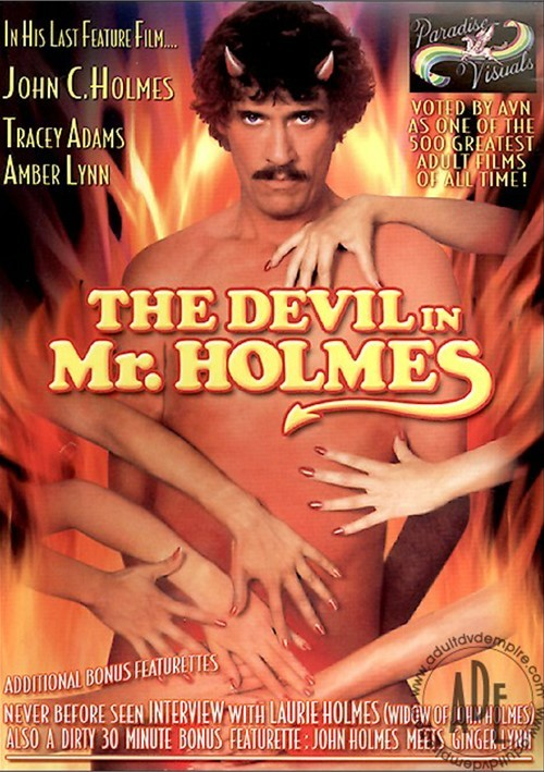 Devil in Mr  Holmes, The (2006)   Adult DVD Empire