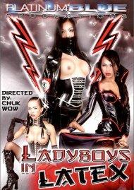 Ladyboys In Latex Porn Video