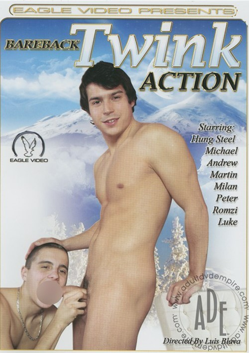 Bareback Twink Action Boxcover