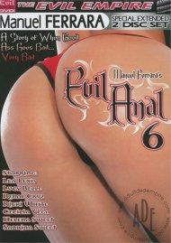 Evil Anal 6 Porn Movie