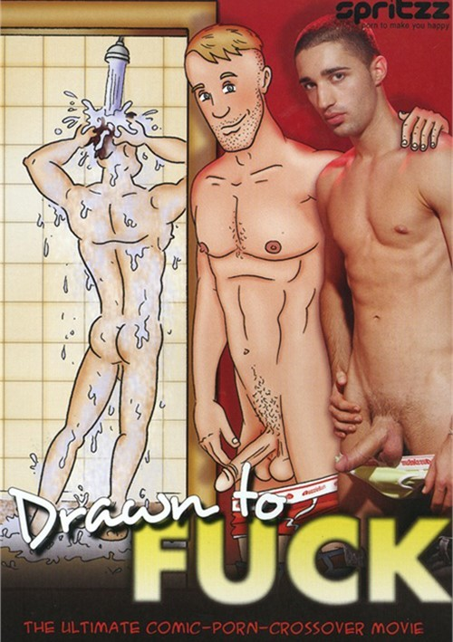 Drawn to Fuck Boxcover