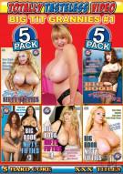 Big Tit Grannies (5-Pack) Porn Movie