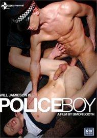 Police Boy gay porn DVD from DreamBoy