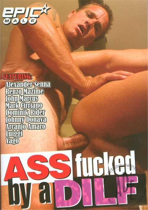 Ass Fucked By A DILF Boxcover