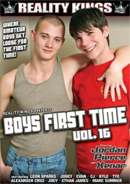 Boys First Time Vol. 16 image