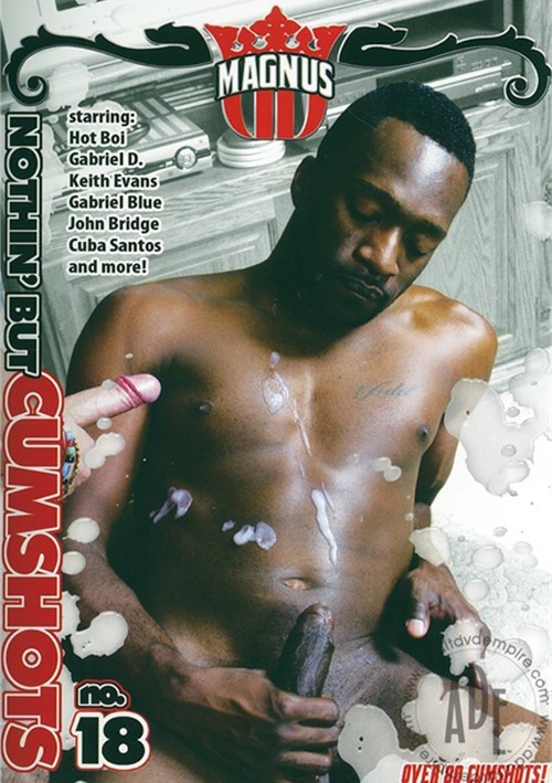 Nothin' But Cumshots 18 Boxcover
