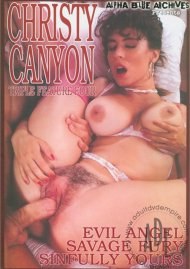 Christy Canyon Triple Feature 4 Porn Movie