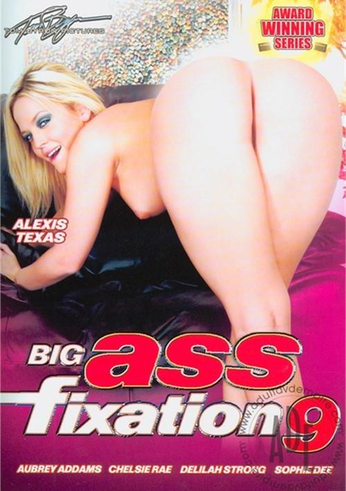 Big Ass Fixation #9