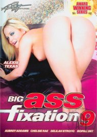 Big Ass Fixation #9 Porn Video