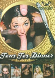 Four For Dinner Porn Video