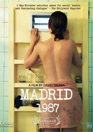 Madrid 1987 porn DVD from Breaking Glass Pictures.