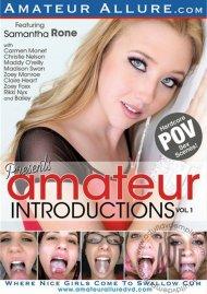 Amateur Introductions Vol. 1