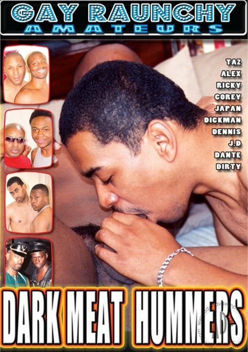 Dark Meat Hummers Boxcover