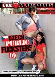Czech Public Fucksters #10 Porn Video