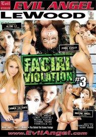Facial Violation #3 Porn Video
